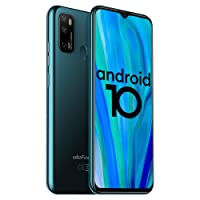 Unlocked Smartphones Ulefone Note 9P (2020) Android 10 Unlocked Cell phones, Triple Rear Camera Triple Card Slots, 6.52