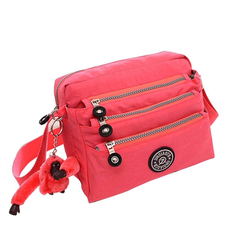 2017 New Women Waterproof Bag ONEMORES(TM) Oxford Tote Messenger Handbag