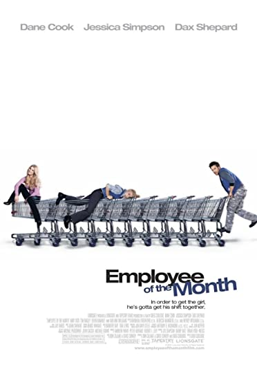 amazon com employee of the month original movie poster 27x40 ds