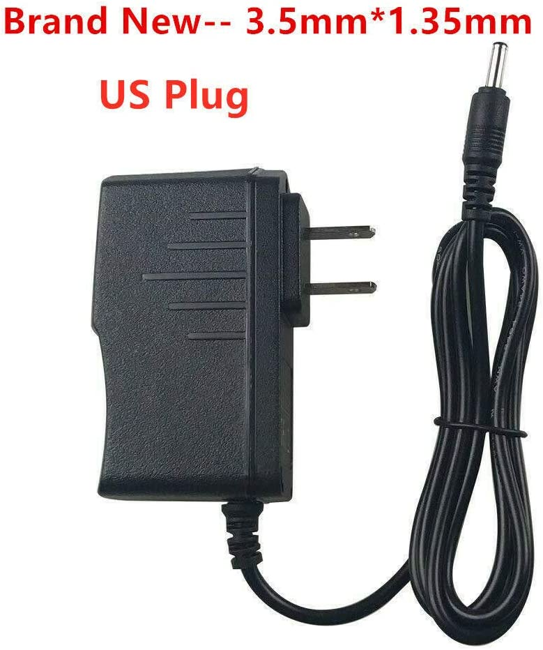 Cameras,Audio//Video 10W Adapter Compatible with HUB Wireless Router,DC Connector Jack 3.5mmx1.35mm Simyoung 100-240V to DC 5V 2A Power Supply Adapter