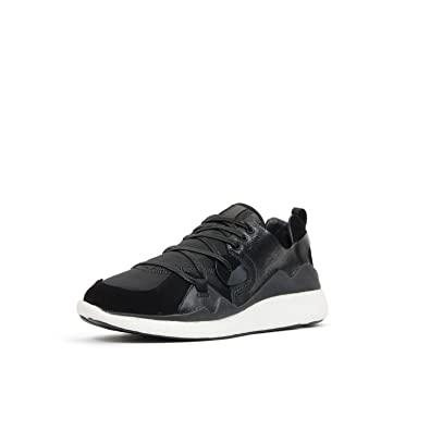 adidas Women s Y-3 Femme Boost Lace Black White S83285 (Size  7 b19b03c607