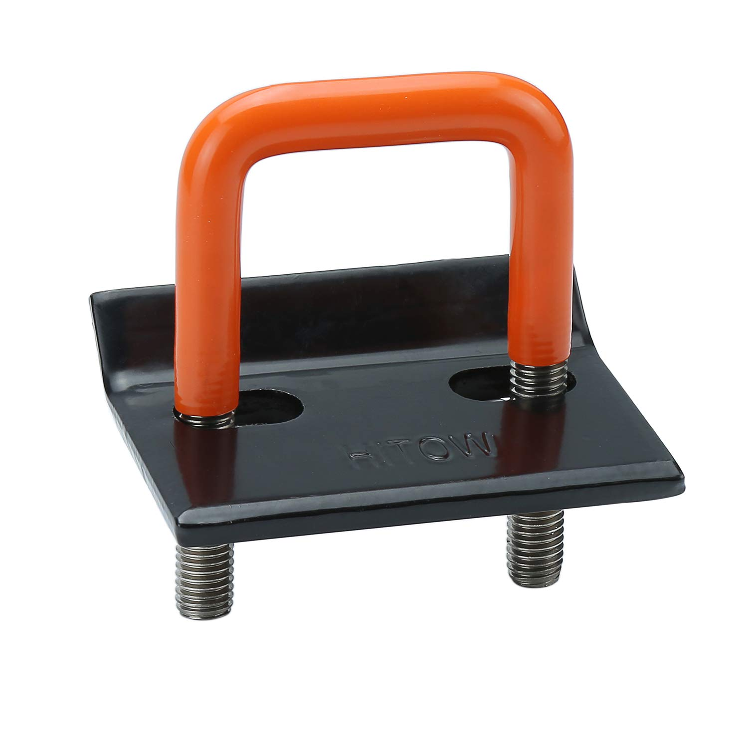HiTow Trailer Hitch Tightener Anti-Rattle Stabilizer 2'' & 1.25'' Hitch, Rubber-Coated No Rattle Noise, Corrosion Resistant by HiTow