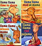 img - for Llama Llama Collection (Paperback Book Pack) : Llama Llama Mad at Mama, Llama Llama Misses Mama, Llama Llama Red Pajama, and Llama Llama Time to Share (Llama LLama Paperback Books) book / textbook / text book