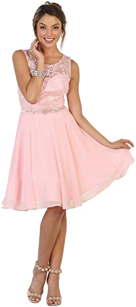 May Queen Formal Dress Shops Fds1521 Graduation Short Semi Formal
