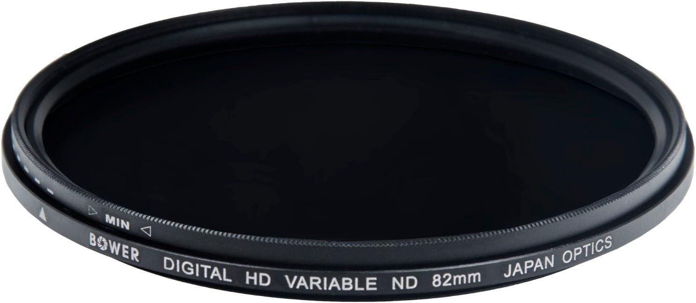 Bower FN77 Variable Neutral Density Filter 77 mm Black