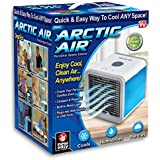 ONTEL Arctic Air Personal Space Cooler, Portable Air Conditioner   The Quick & Easy Way to Cool Any Space, As Seen On TV