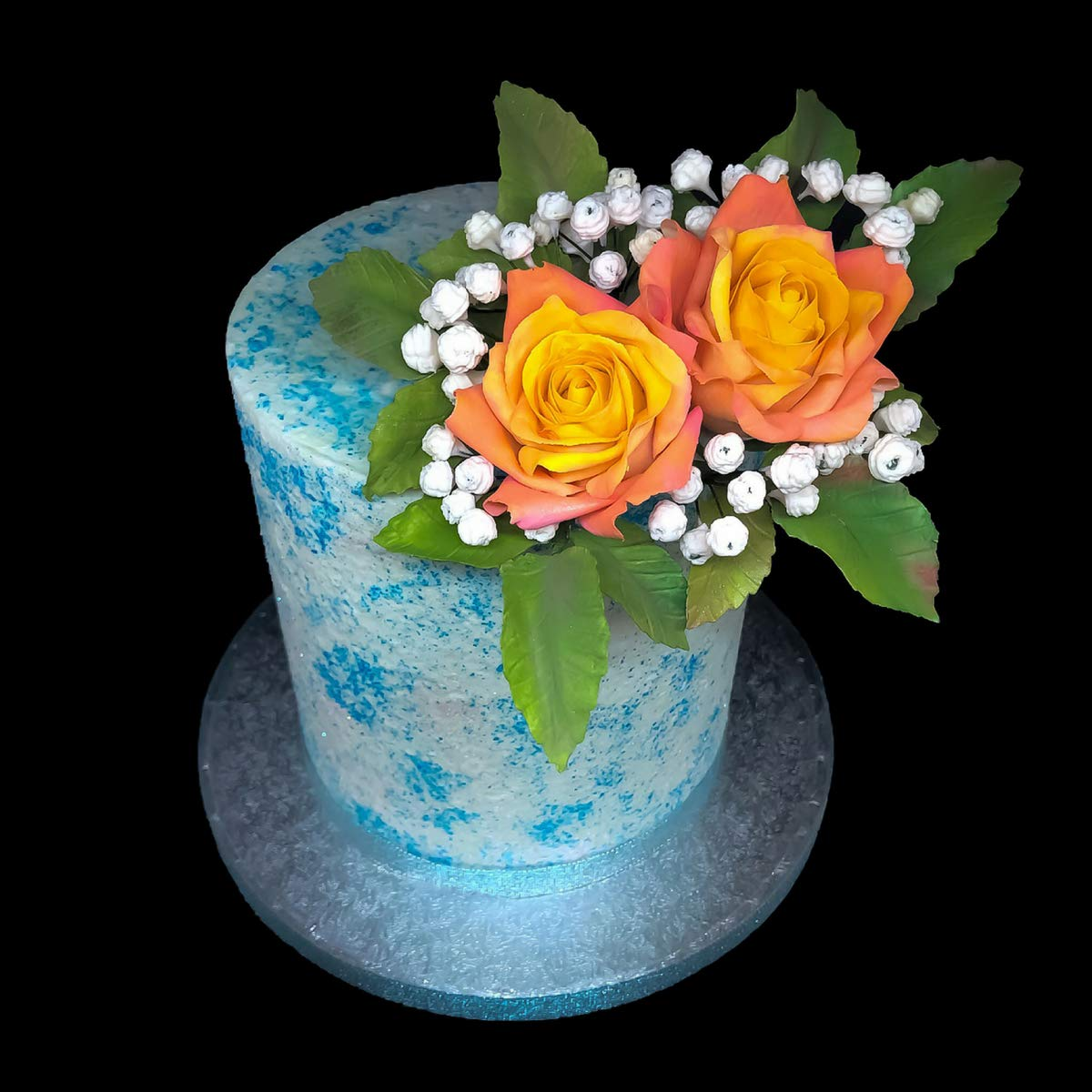 Cake Decorating Fondant Icing Silicone Mold - Sugarcraft Flower Pro Ultimate Filler Flowers from Katy Sue Designs