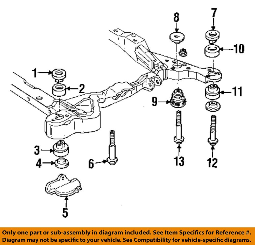 Genuine GM Bolt Part# - 11517635 General Motors