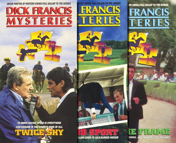 Dick Francis Mysteries [VHS]