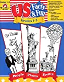 US Facts and Fun, Grades 1-3, Evan-Moor, 1596730021