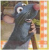 Ratatouille Lunch Napkins (16ct)