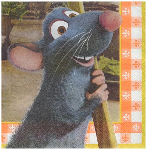 - Ratatouille Lunch Napkins