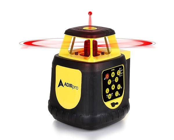 Best Rotary Laser Level For Home Use: AdirPro HV8RL