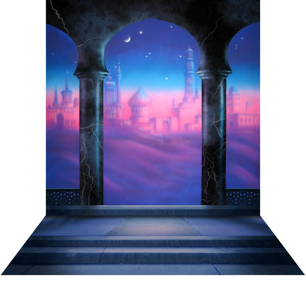 写真バックドロップ – Ancient Babylon – 10 x 20フィートwith床 – 高品質シームレスなファブリック   B0135DACDI