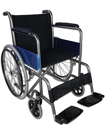 Amazon.es: Sillas de ruedas: Salud y cuidado personal ...