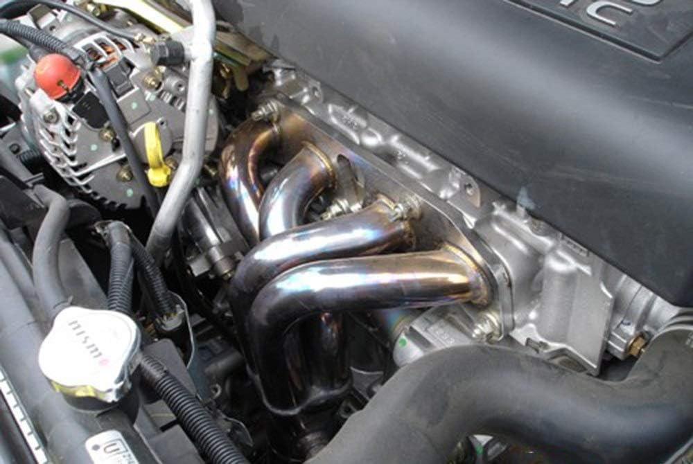 Megan Racing MR-SSH-NS02 Stainless Steel Exhaust Header