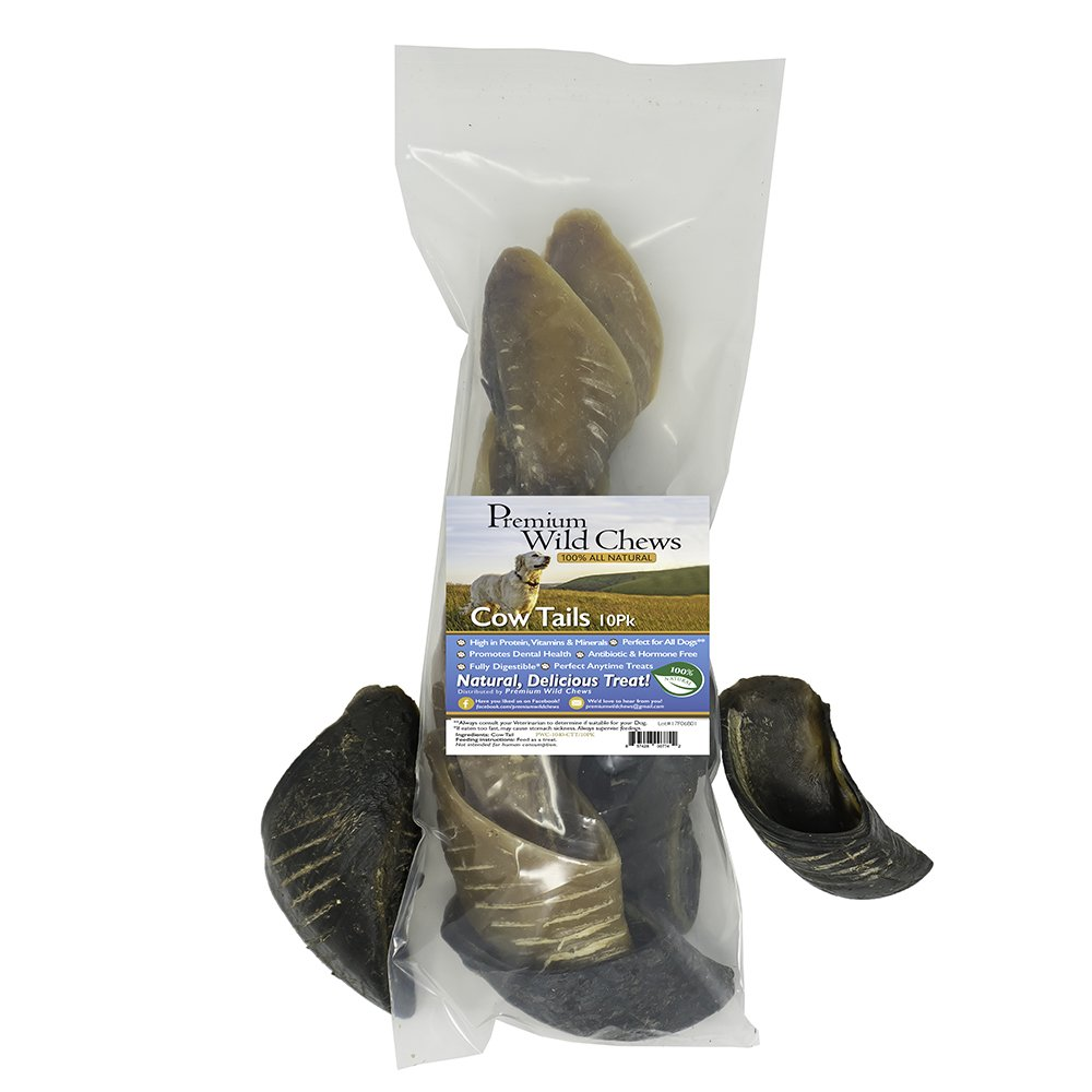 Premium Wild Chews Cow Hooves (10)