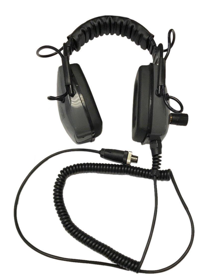 Gray Ghost auriculares de anfibios para minelab detector de metales CTX3030: Amazon.es: Jardín