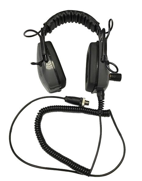 Gray Ghost auriculares de anfibios para minelab detector de metales CTX3030