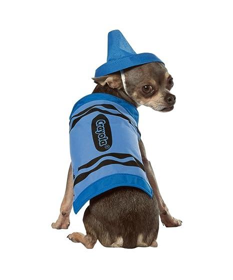 Amazon.com: Crayola Crayon Disfraz de perro by Rasta Imposta ...