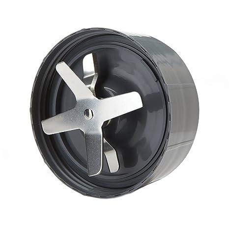 Axer Cuchilla extractora NutriBullet, Apto para batidora NutriBullet 600 W/900 W, Piezas