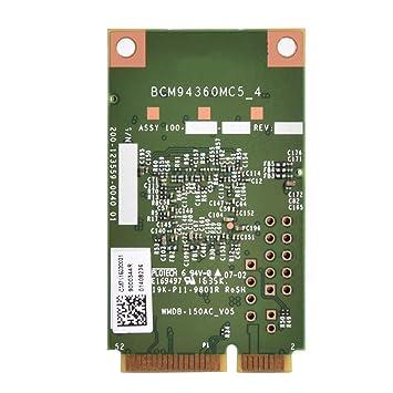 Amazon.com: Bewinner BCM94360MC5 1300Mbps 802.11a/b/g/n/ac ...