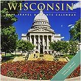 Wisconsin 2019 Wall Calendar