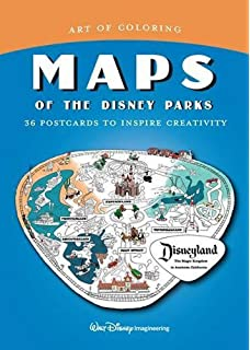 Disney Los Angeles Map.Maps Of The Disney Parks Charting 60 Years From California To