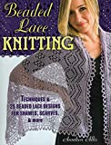Beaded Lace Knitting: Techniques & 25 Beaded Lace Designs for Shawls, Scarves, & More