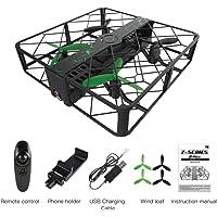 Drone WiFi FPV avec caméra 720P sur site, Mode de rétention de la Hauteur d'un Enfant Adulte, Mode sans décollage à Une Touche Easy Flight Stability Beginner