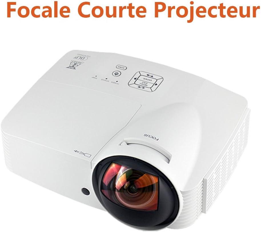 Ultra distancia focal corta (Proyector 1080p 3d home cine 6000 ...