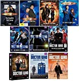 Doctor Who - Complete Collection, DVD (Series Seasons 1-9, 1,2,3,4,5,6,7,8,9 Bundle) USA Format Region 1