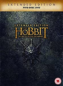 Who were the 5 armies in the hobbit book