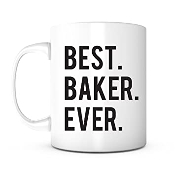 Amazon Com Best Baker Ever Gift For Bakers Bakers Gifts For Women