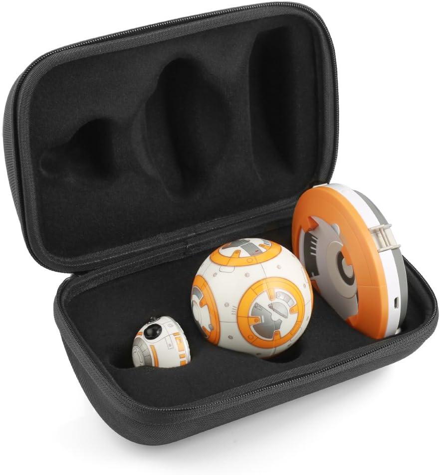 Poschell pour Sphero Star Wars BB-8 Jouet Robot Dur Cas /étui de Voyage Housse Porter