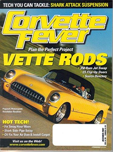 (Corvette Fever Magazine, December 2004 (Vol. 26, No. 12))