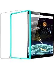 ESR Screen Protector for iPad 2018 / iPad 2017 [1 Pack] [Easy Installation Frame], Tempered Glass for iPad 2018/2017/ iPad Air 2/ iPad Air/iPad Pro 9.7/A1822