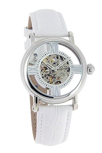 Luzaka Geneva – Reloj para mujer – Automático – Moderno y económico, con caja de regalo: Amazon.es: Relojes