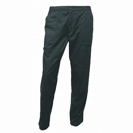 c763eb3ab852 Regatta - Pantalones de Trekking Modelo New Action Hombre Caballero  (Longitud Pierna Long)  Amazon.es  Ropa y accesorios