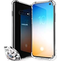 Capa Case Anti Shock Anti Impactos Samsung Galaxy S10 Normal - Transparente