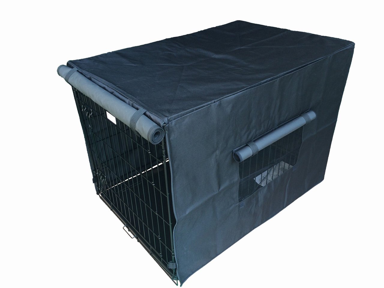 Dogwidgets Dog Crate Kennel Cover 42'' XL Extra Large Size Waterproof Heavy Duty