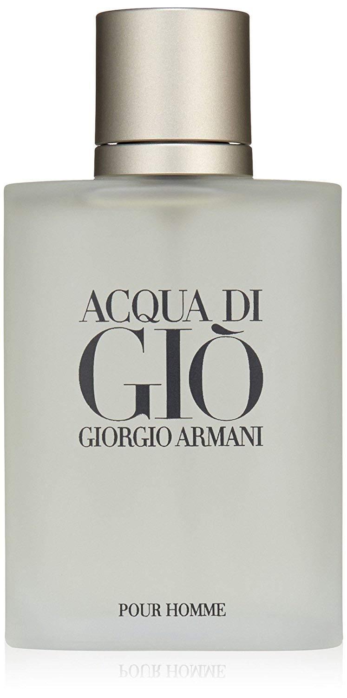 Acqua Di Gio By Giorgio Armani For Men. Eau De Toilette Spray 3.4 Fl Oz by GIORGIO ARMANI