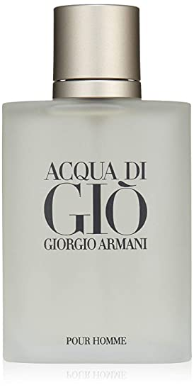 Amazoncom Acqua Di Gio By Giorgio Armani For Men Eau De Toilette