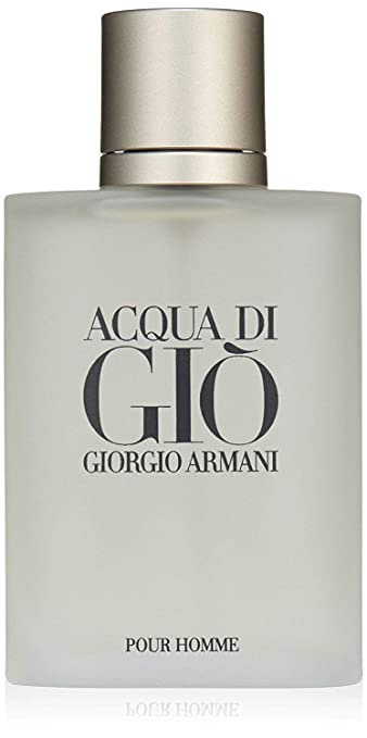 08a60d8b98 Acqua Di Gio By Giorgio Armani For Men. Eau De Toilette Spray 3.4 Ounces