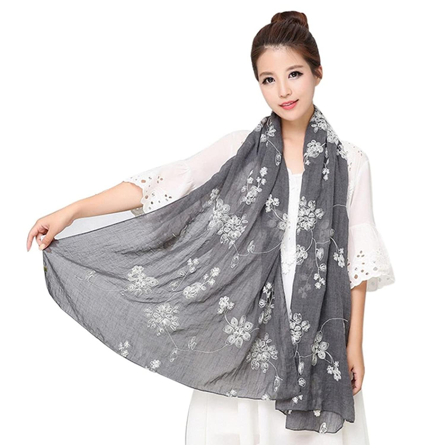 Womail 2017 Women Girls New Fashion Printed Long Section Of Scarves