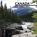 Canada Calendar 2017: 16 Month Calendar