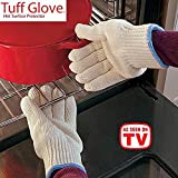 Tuff Glove Hot Surface Protector-assorted Colors - 2 Pc