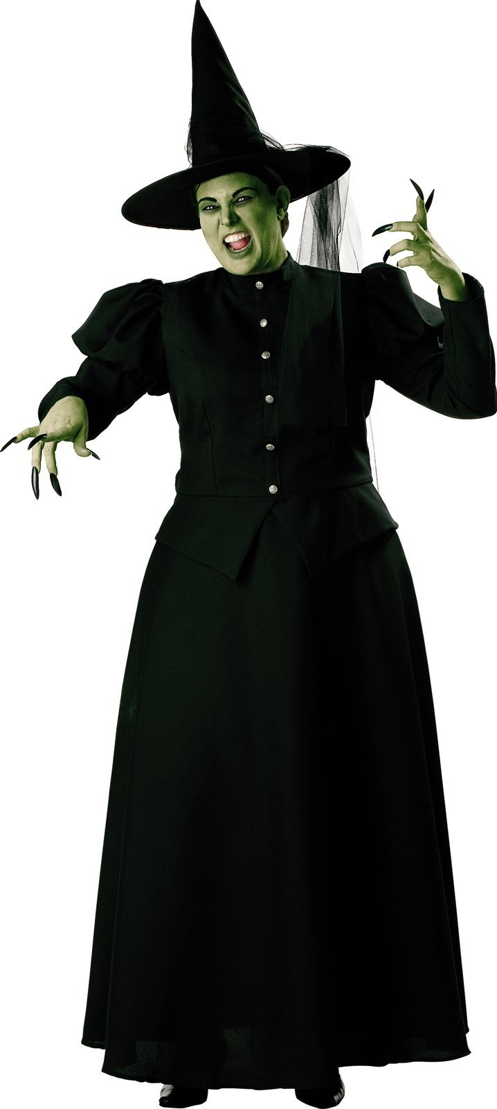Witch Adult Costume - Plus Size 2X