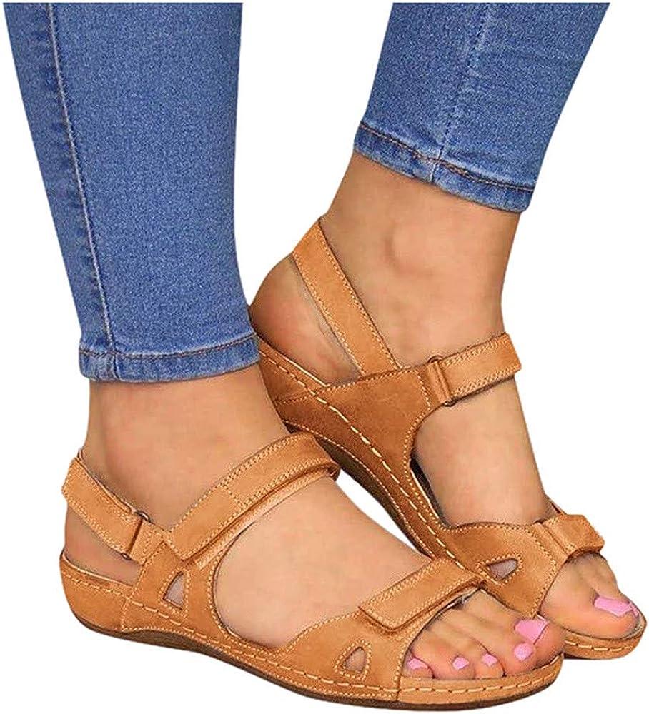 Women's Wedge Sandals Summer Open Toe