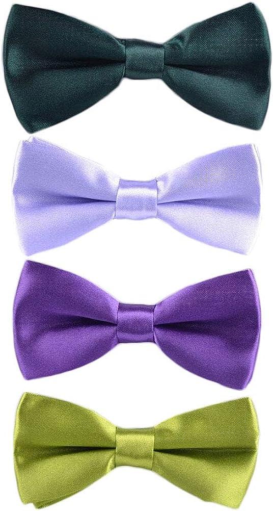 4 Piece Niños Pequeños Corbata Para Niños Color Mode De Marca ...